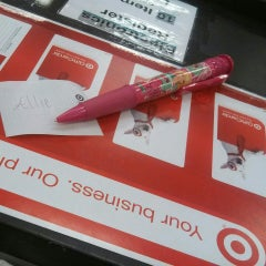 Photo taken at Target by Allie on 3/2/2013
