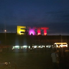 Photo taken at Exit Festival by Teodora D. on 7/11/2013