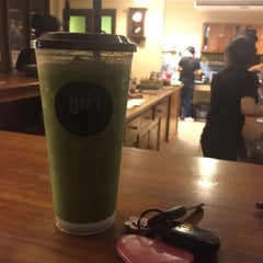 Photo taken at กาแฟฮูย่า (Coffee HooYa) by Supathida P. on 7/19/2015
