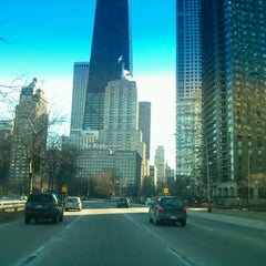 Photo taken at Lake Shore Drive by George D. on 2/20/2013