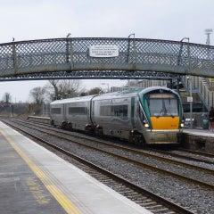 Photo taken at Kildare Railway Station by Joseph O. on 4/2/2013