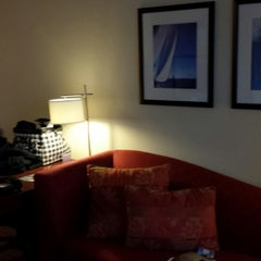 Photo taken at Marriott Residence Inn Waterfront by Todd S. on 5/19/2014