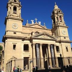 Photo taken at Camino de Santiago UNAV by Josep V. on 4/17/2014