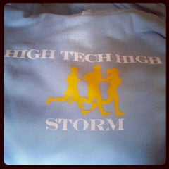 Photo taken at High Tech High by Terrell J. on 3/23/2013