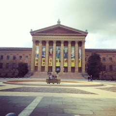 Photo taken at Philadelphia Museum of Art by Narma L. on 4/3/2013