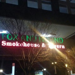 Photo taken at Fox and Hound by Narma L. on 2/15/2013