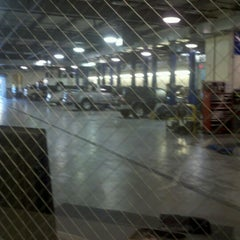 Photo taken at Rice Toyota by Bryant B. on 10/16/2012