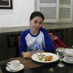 Photo taken at Goela Klapa Restaurant by aisha n. on 3/9/2014