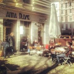 Photo taken at Café Anna Blume by Bjorn T. on 3/5/2013
