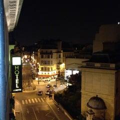 Photo taken at Hotel Lorette Opera by Gennady G. on 4/20/2013