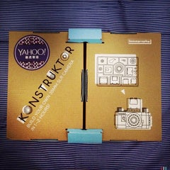 Photo taken at Lomography Gallery Store by Furiousmate on 12/13/2013