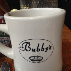 Photo taken at Bubby's Pie Company by Matt K. on 12/1/2012