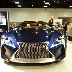 Photo taken at San Diego International Auto Show by Peter on 12/27/2012