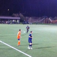 Photo taken at Bean Stadium by Mike L. on 10/25/2012