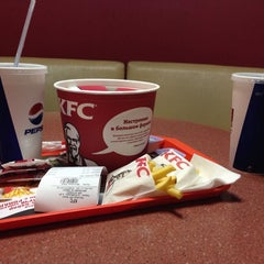 Photo taken at KFC by Bogdan L. on 6/20/2014