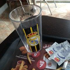 Photo taken at Burger King by Taher K. on 5/20/2013