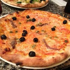 Photo taken at La Porchetta Pollo Bar by Alex S. on 2/26/2013