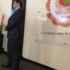 Photo taken at Instituto Tecnológico de Hermosillo by Adrian A. on 6/10/2013