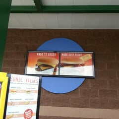 Photo taken at SONIC Drive In by Nathaniel G. on 5/23/2013