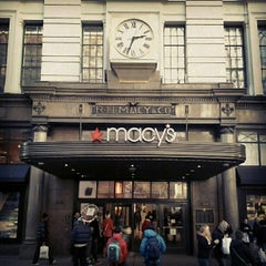 Photo taken at Macy's by Ahmed O. on 2/22/2013