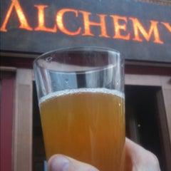 Photo taken at The Alchemy Cafe by David J. on 5/9/2013