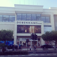 Photo taken at Debenhams Olympia by Julia S. on 8/5/2013