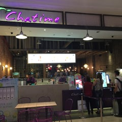 Photo taken at Chatime by Nini K. on 8/22/2015