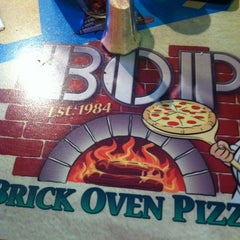 Photo taken at Brick Oven Pizza by Ernest H. on 3/3/2013