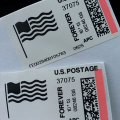 Photo taken at US Post Office by Stephanie K. on 10/15/2013