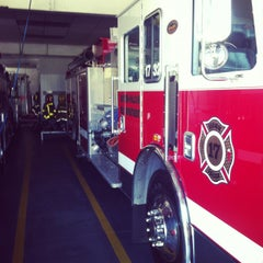 Photo taken at Godwin-Falcon Fire Dept by Austin W. on 2/21/2013