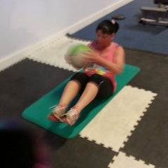 Photo taken at DW Sports Fitness by Pearl A. on 6/12/2013