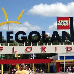 Photo taken at LEGOLAND® Florida by Sean L. on 4/28/2013