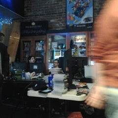 Photo taken at Bits & Pixels Video Game Store by Kirsten on 10/21/2012