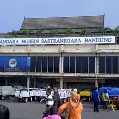 Photo taken at Husein Sastranegara International Airport (BDO) by Angga 'cazmir' T. on 5/26/2013