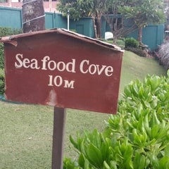 Photo taken at Seafood Cove by Ruchira W. on 4/28/2014
