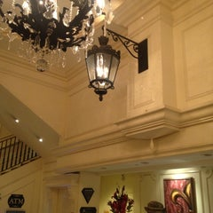 Photo taken at Astor Crowne Plaza – New Orleans French Quarter by Jade M. on 9/28/2012