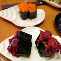 Photo taken at Sushi Tei by Jessica K. on 7/13/2013
