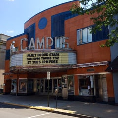 Photo taken at Campus Theatre by Joshua on 7/27/2014