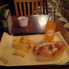 Photo taken at Bunk Sandwiches by Ryan K. on 2/20/2013