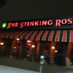 Photo taken at The Stinking Rose by David Alan W. on 1/27/2013