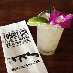 Photo taken at Tommy Gun by Jen J. on 6/8/2013