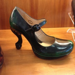 Photo taken at John Fluevog Shoes by Khrys F. on 5/4/2013