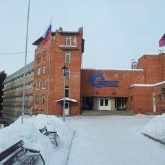 Photo taken at База отдыха «Связист» by Георгий Ш. on 3/3/2013