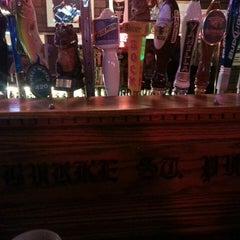 Photo taken at Burke Street Pub by Benjamin H. on 3/7/2013