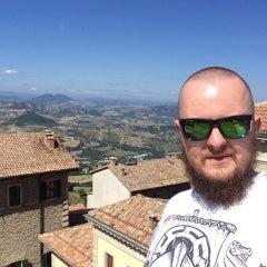 Photo taken at Palazzo Di Governo San Marino by Andrew K. on 7/27/2015