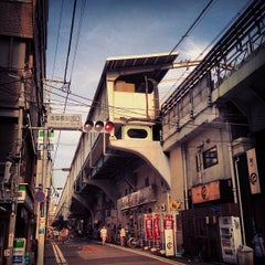 Photo taken at JR 浅草橋駅 西口 by yagurin1970 on 8/3/2013