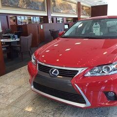 Photo taken at Lexus of Glendale by Tim B. on 6/21/2014