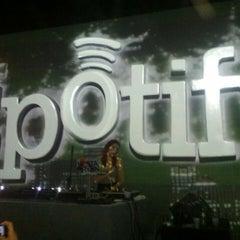 Photo taken at Spotify Live by Frank D. on 3/14/2013