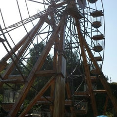 Photo taken at Lightwater Valley by Bruce M. on 8/27/2013