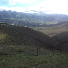 Photo taken at Tafí del Valle by Carlos R. on 1/24/2015